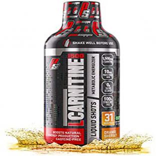 PRO SUPPS L-CARNITINE 3000MG, 31 SERVINGS