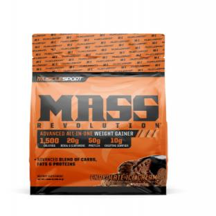 MuscleSport - Mass Revolution (12 Lbs)