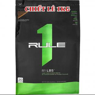 RULE 1 MASS - CHIẾT LẺ 1 KG