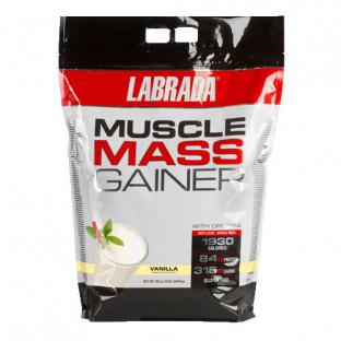 LABRADA MUSCLE MASS GAINER 12 LBS (5443 G)