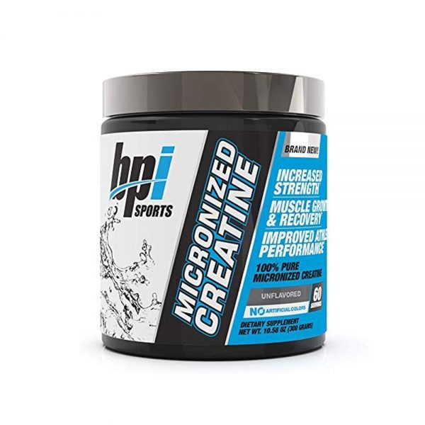 BPI Creatine 120 servings