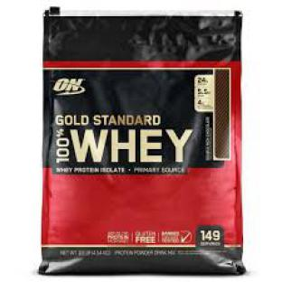 100% Whey Gold Standard 10lbs - 4.54kg