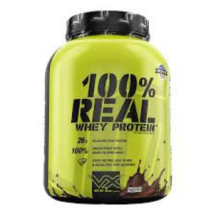 100% REAL PROTEIN