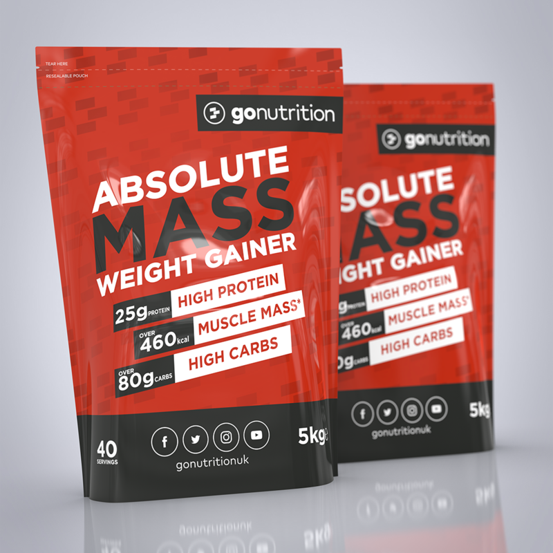 Cheap Weight Gainer   Build Muscle   5KG Protein Gainer – GoNutrition